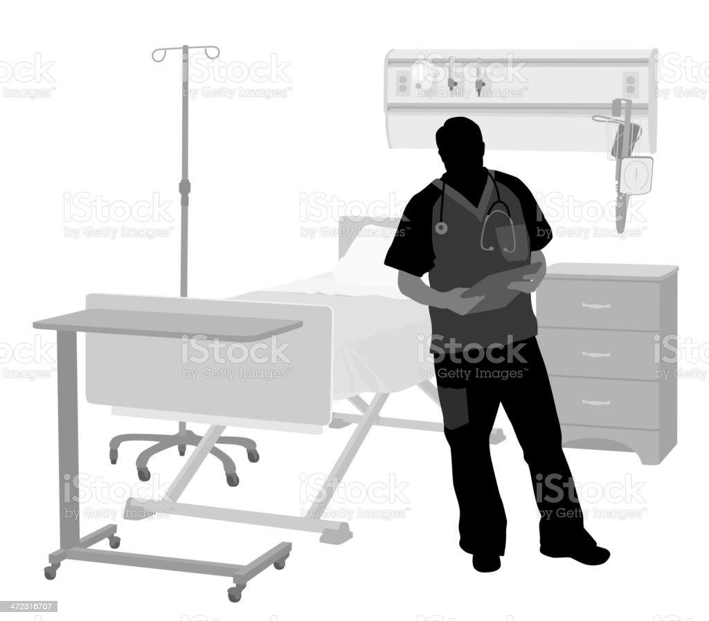 Preparation royalty-free stock vector art