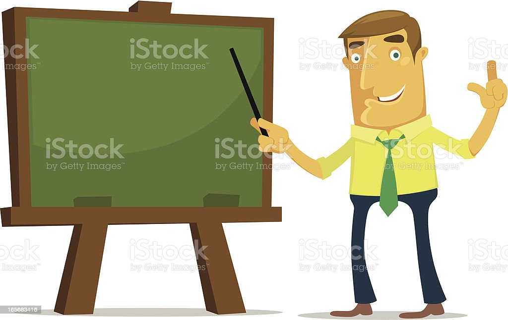 presentation royalty-free stock vector art