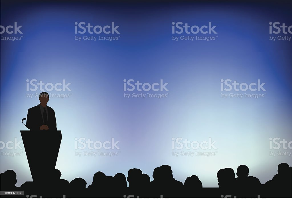 Presenting Detailed stock photo