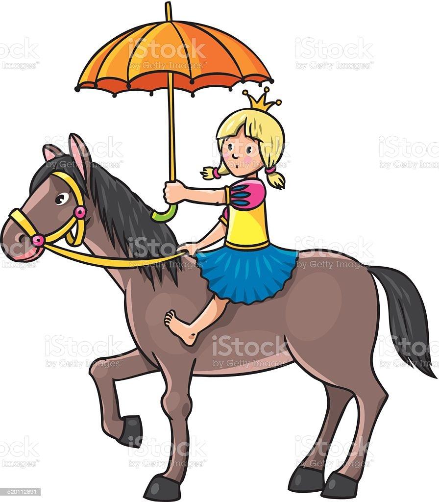Risultati immagini per principessa sul cavallo