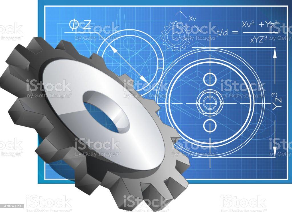 Product Development royalty-free stock vector art