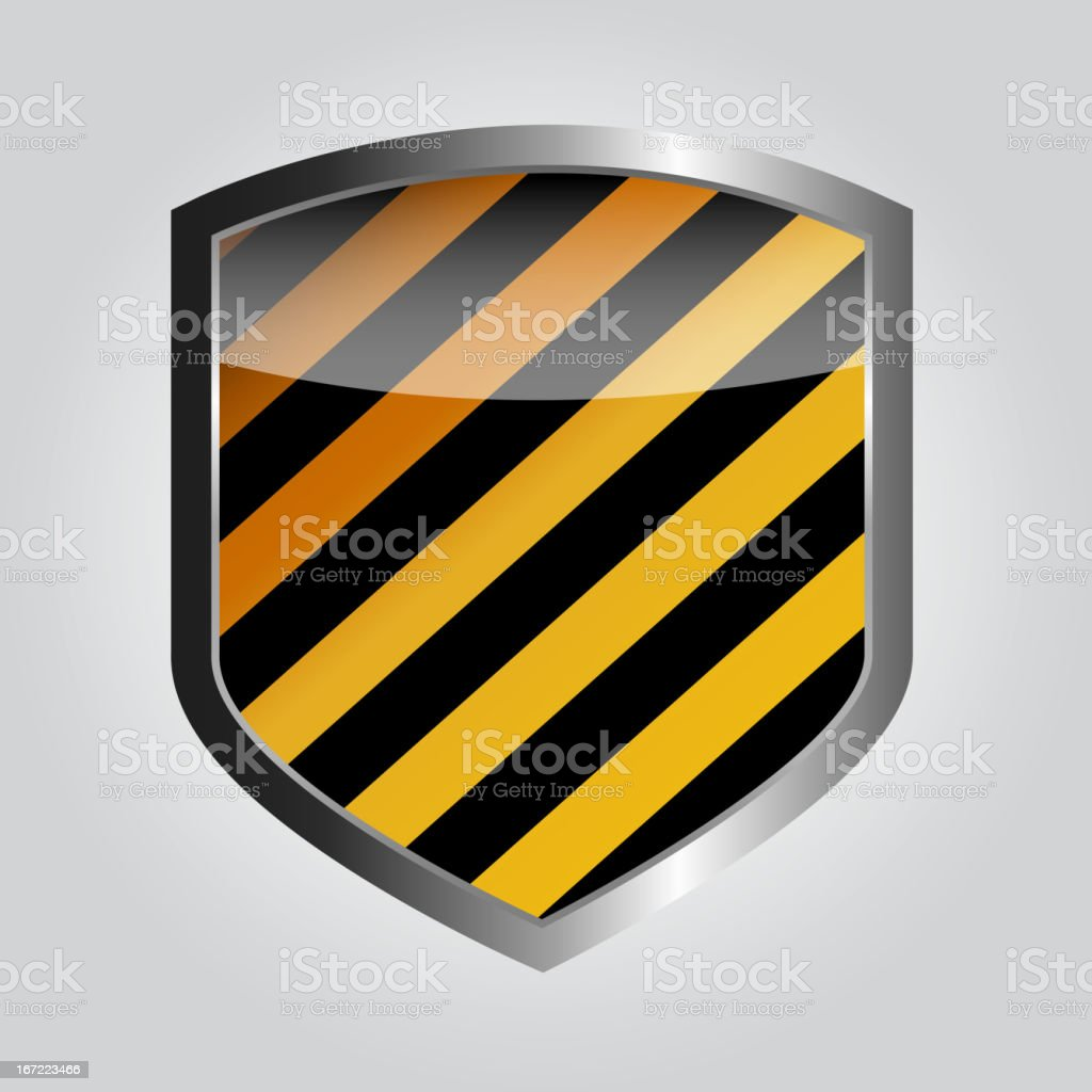 Protect  shield vector illustration royalty-free stock vector art