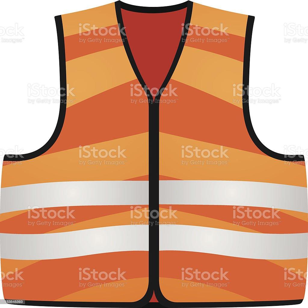 protective vest stock photo