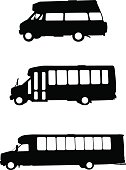 Public transportation vehicles