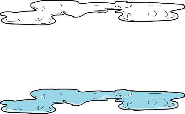 Clipart Puddle