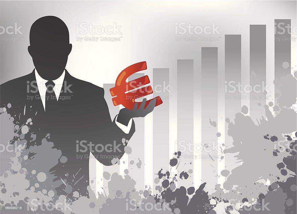 Purchasing Power royalty-free stock vector art
