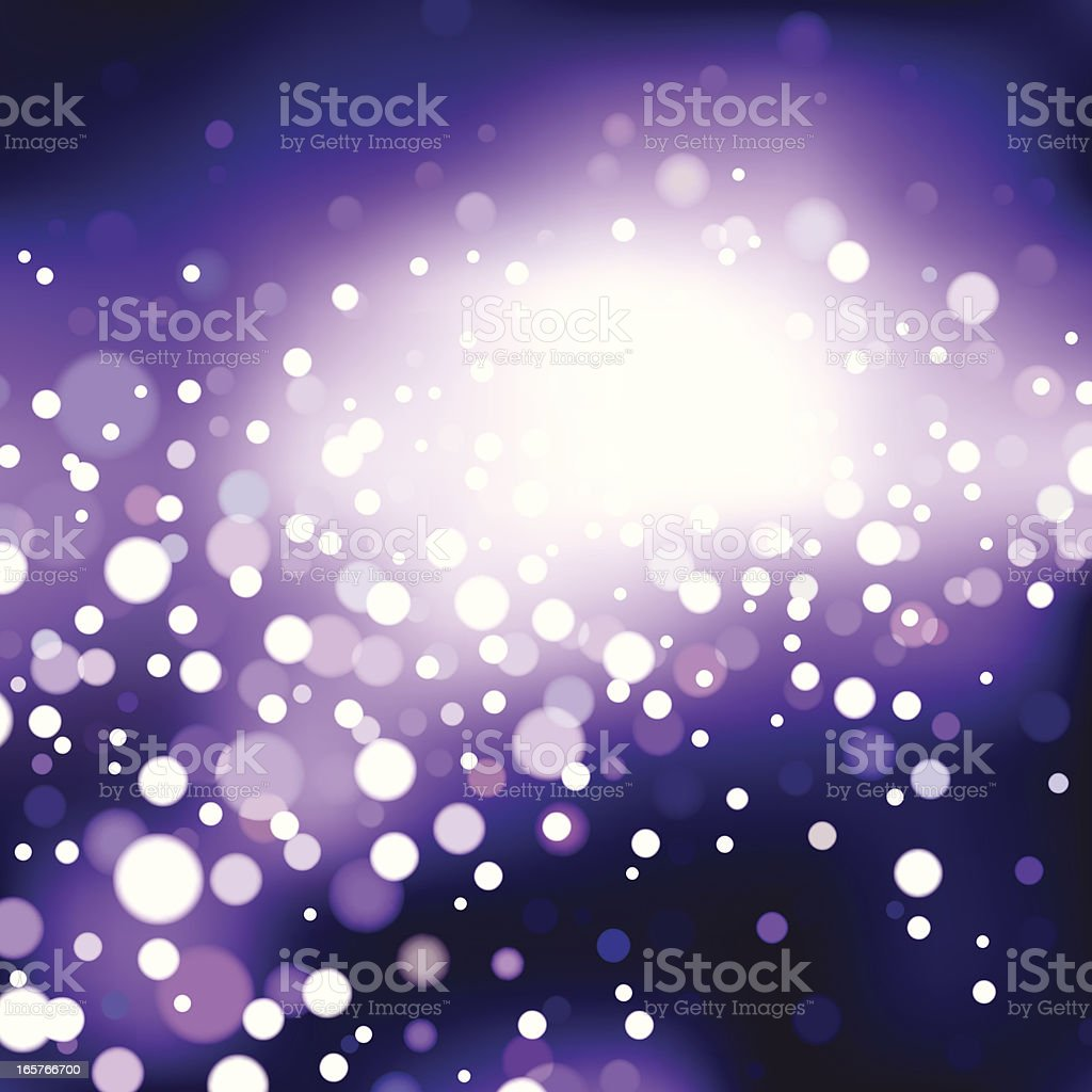 Purple lights. EPS8 royalty-free stock vector art