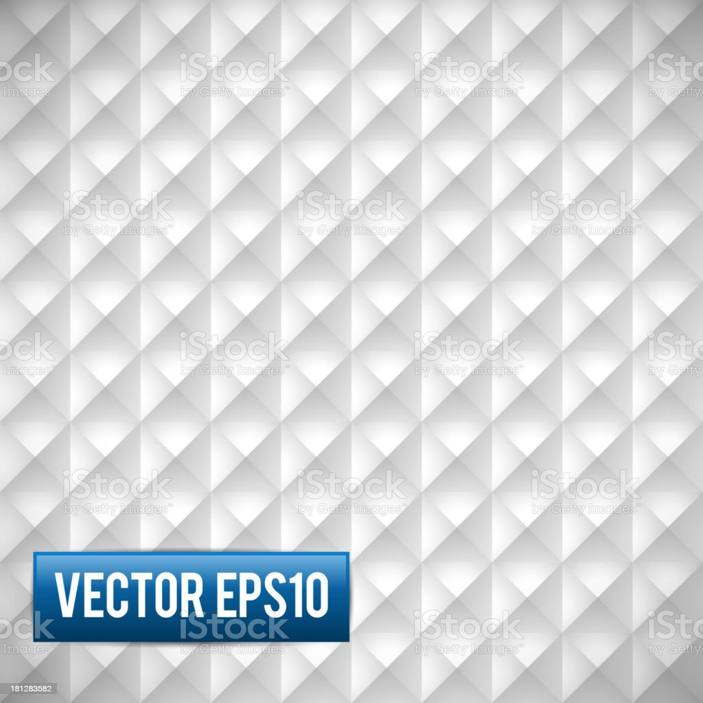 Pyramid shape background royalty-free stock vector art