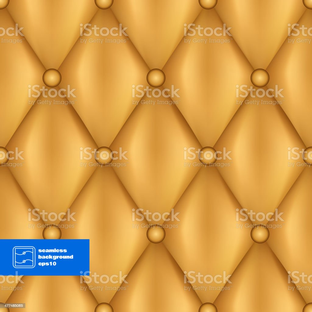 Quilted Background. Vector vector art illustration