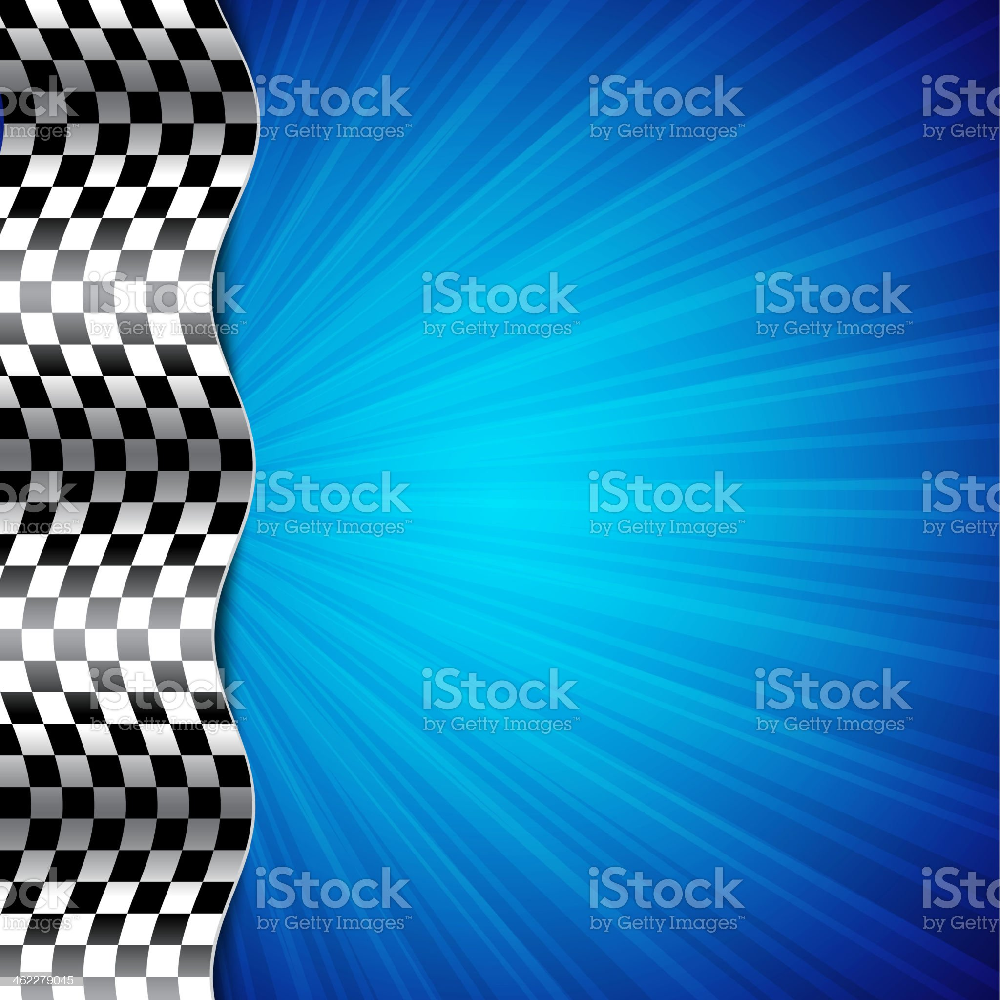 Race backaground royalty-free stock vector art