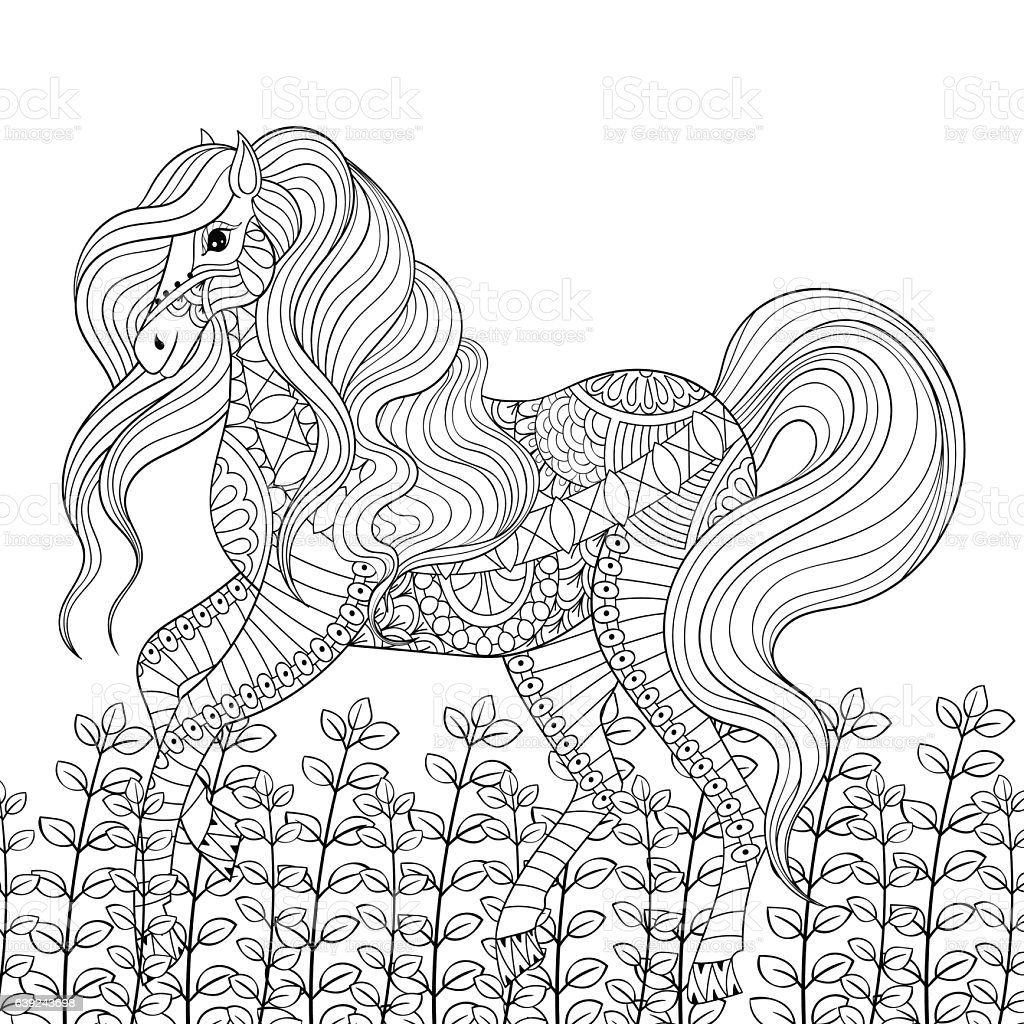 racing horse adult anti stress coloring page hand drawn vector id639243698 in addition zentangle horse coloring pages abstract only coloring pages on abstract horse coloring pages together with free printable horse coloring pages adult coloring pages horses on abstract horse coloring pages further zentangle horse coloring pages abstract only coloring pages on abstract horse coloring pages in addition horse coloring page etsy on abstract horse coloring pages