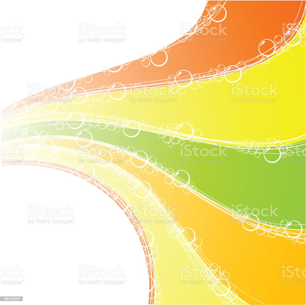 Rainbow. royalty-free stock vector art