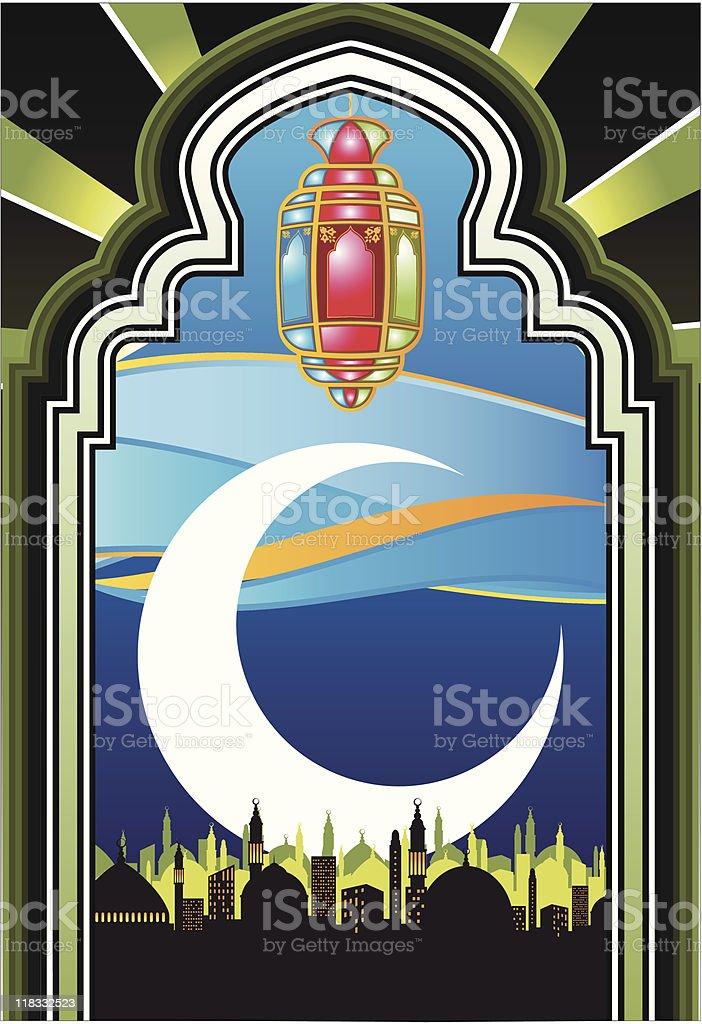 ramadan royalty-free stock vector art