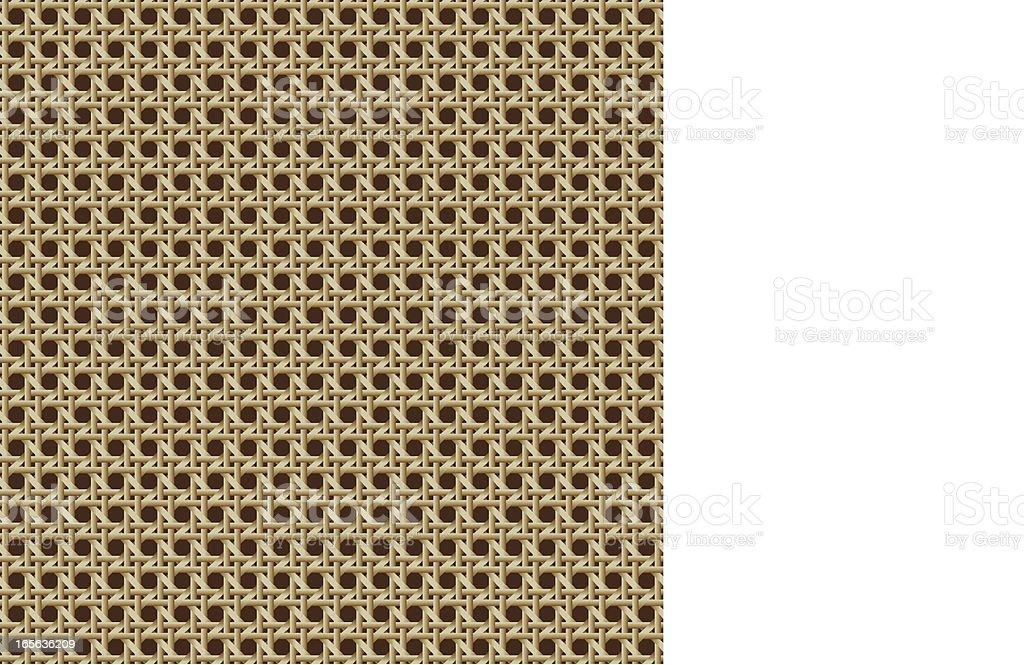 rattan royalty-free stock vector art