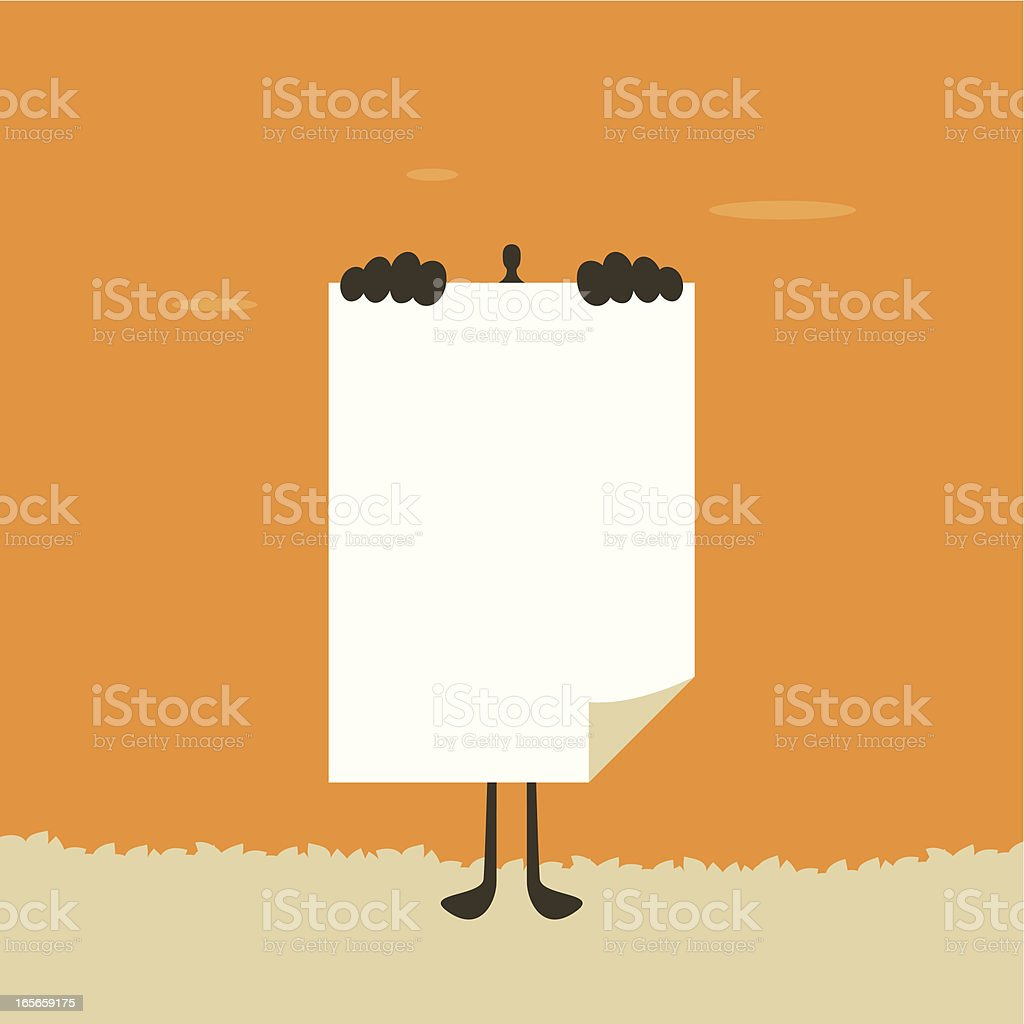 Read it! royalty-free stock vector art