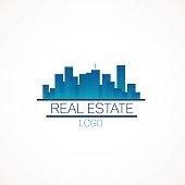 Real Estate logo new work.