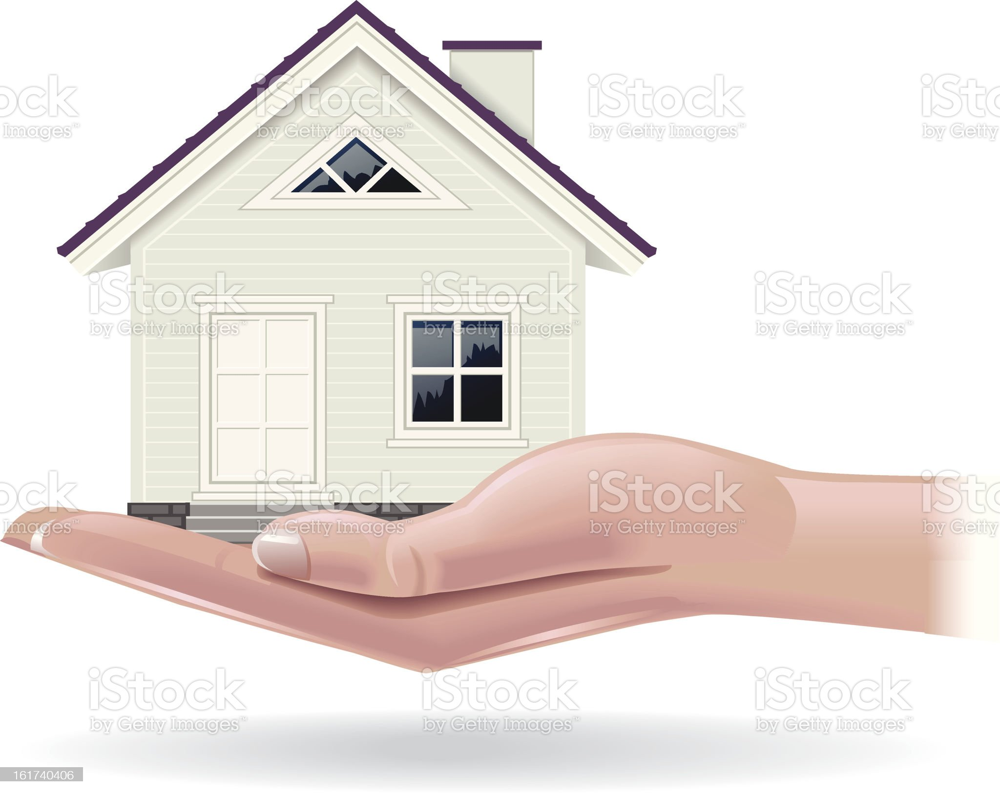 Real estate royalty-free stock vector art