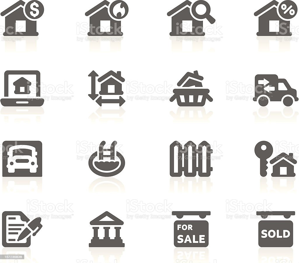 Real Estate_Gracy series_14 royalty-free stock vector art