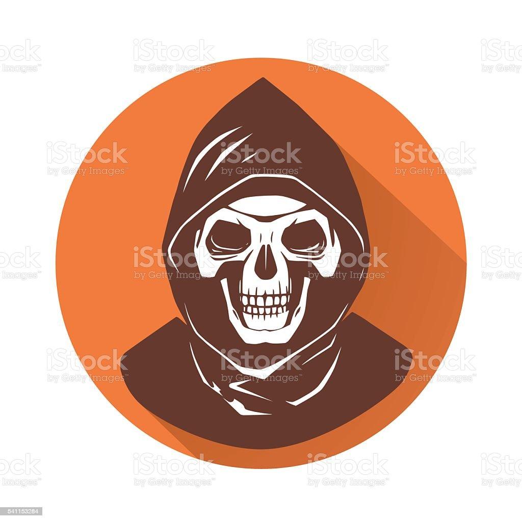 Reaper vector art illustration