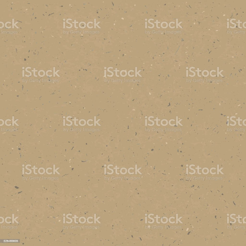 Recycled paper texture. High detailed, seamless, available in sw vector art illustration