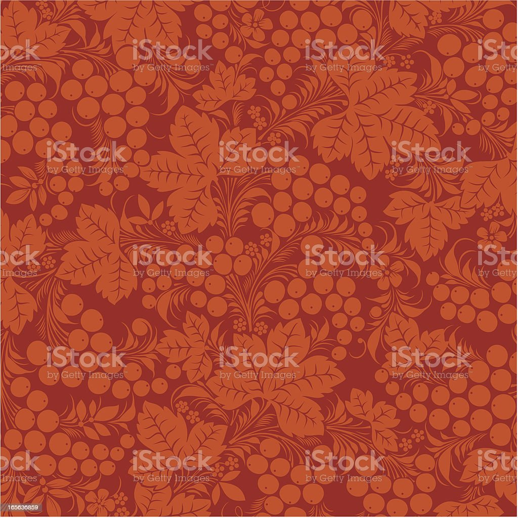 Red background with a wine theme royalty-free stock vector art