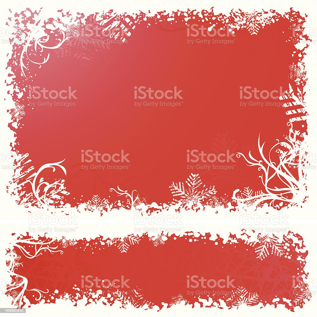 Red Curl royalty-free stock vector art