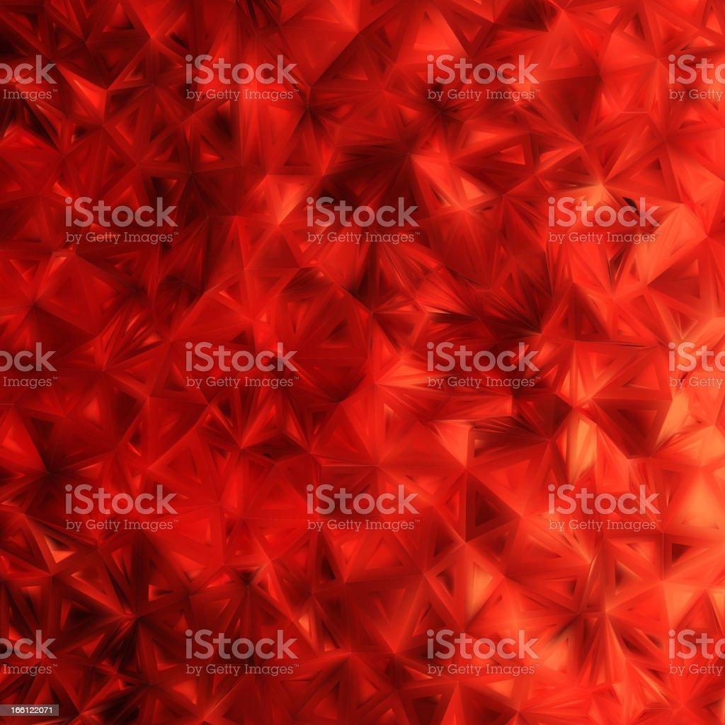 Red glitter background. EPS 8 royalty-free stock vector art