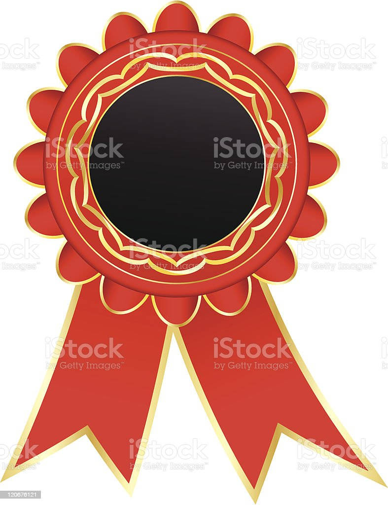 red label royalty-free stock vector art