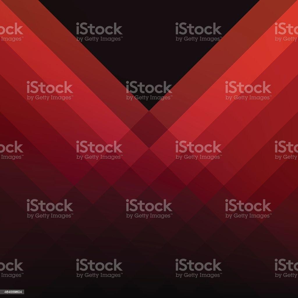 Red line vector background pattern vector art illustration