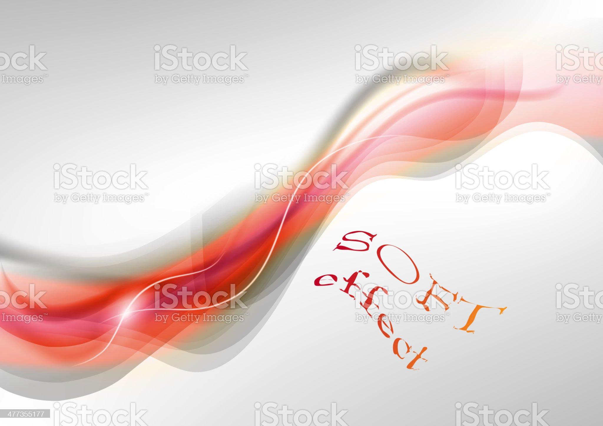 red smoke royalty-free stock vector art