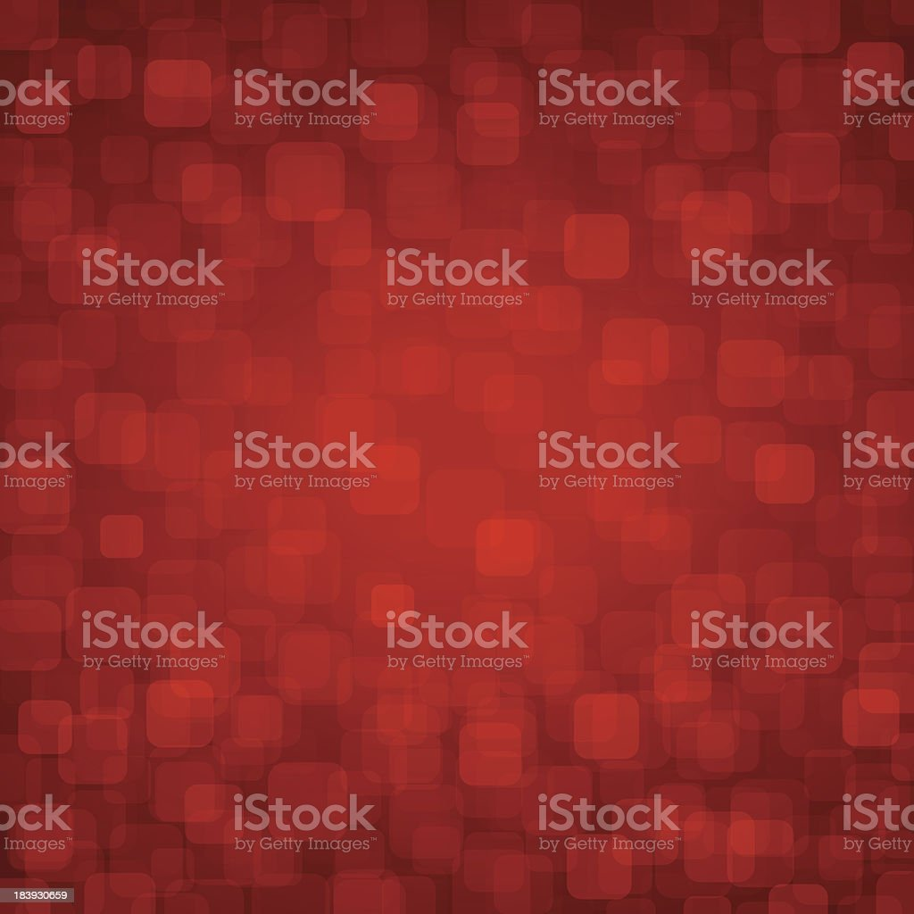 Red Vector background vector art illustration