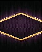 Regal purple background