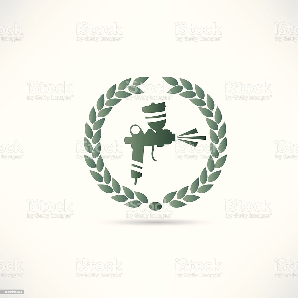 repair icon royalty-free stock vector art