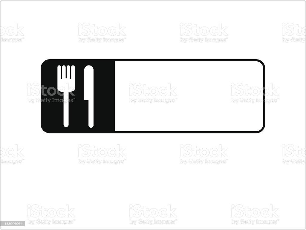 Restaurant royalty-free stock vector art