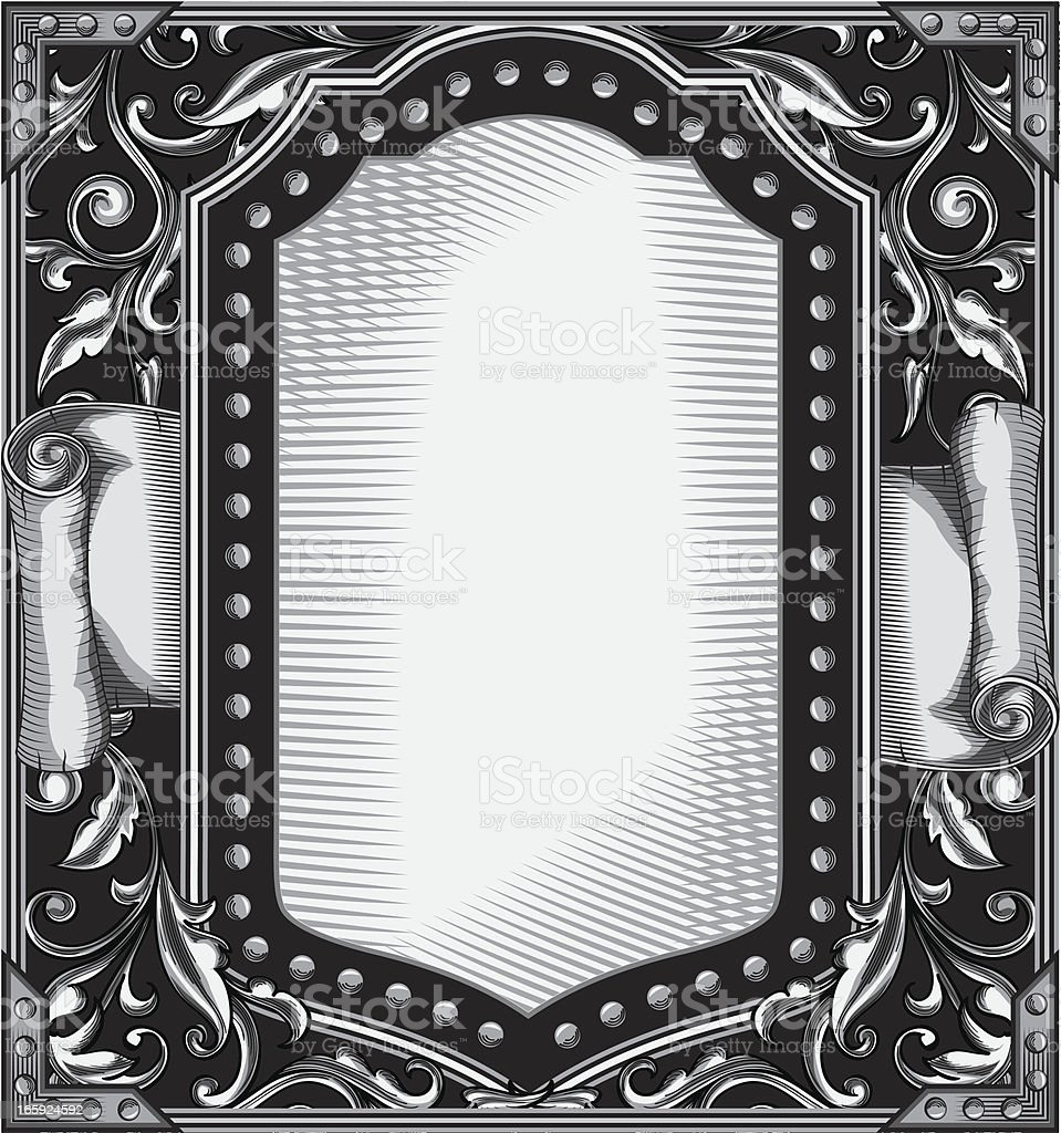 Retro design royalty-free stock vector art