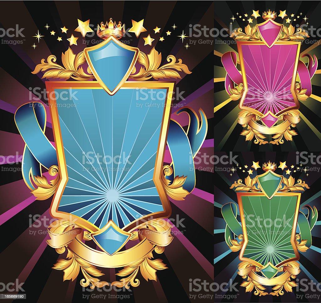 Retro Emblem royalty-free stock vector art