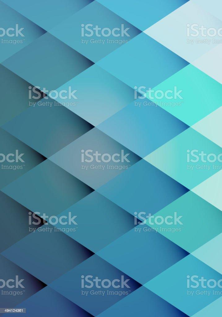Retro hipster background pattern vector art illustration