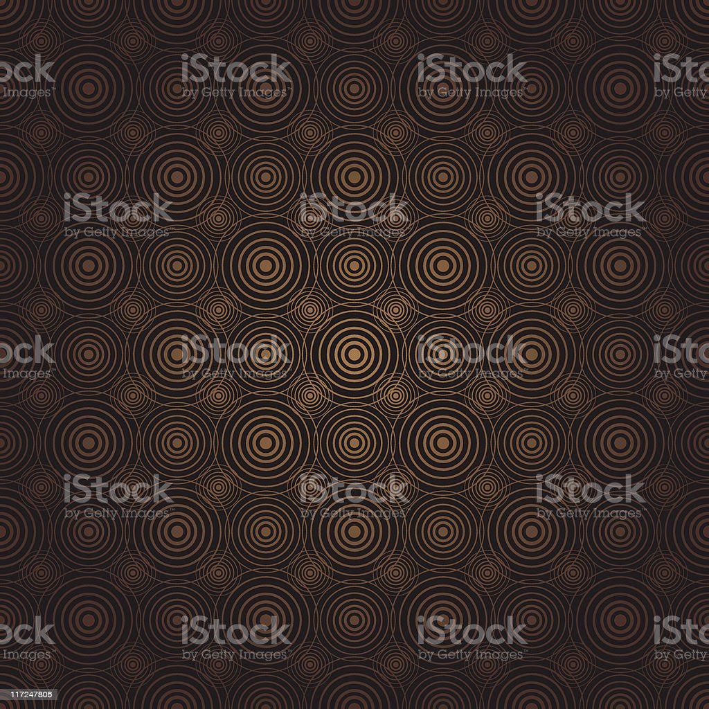 Retrocentric (Seamless) royalty-free stock vector art
