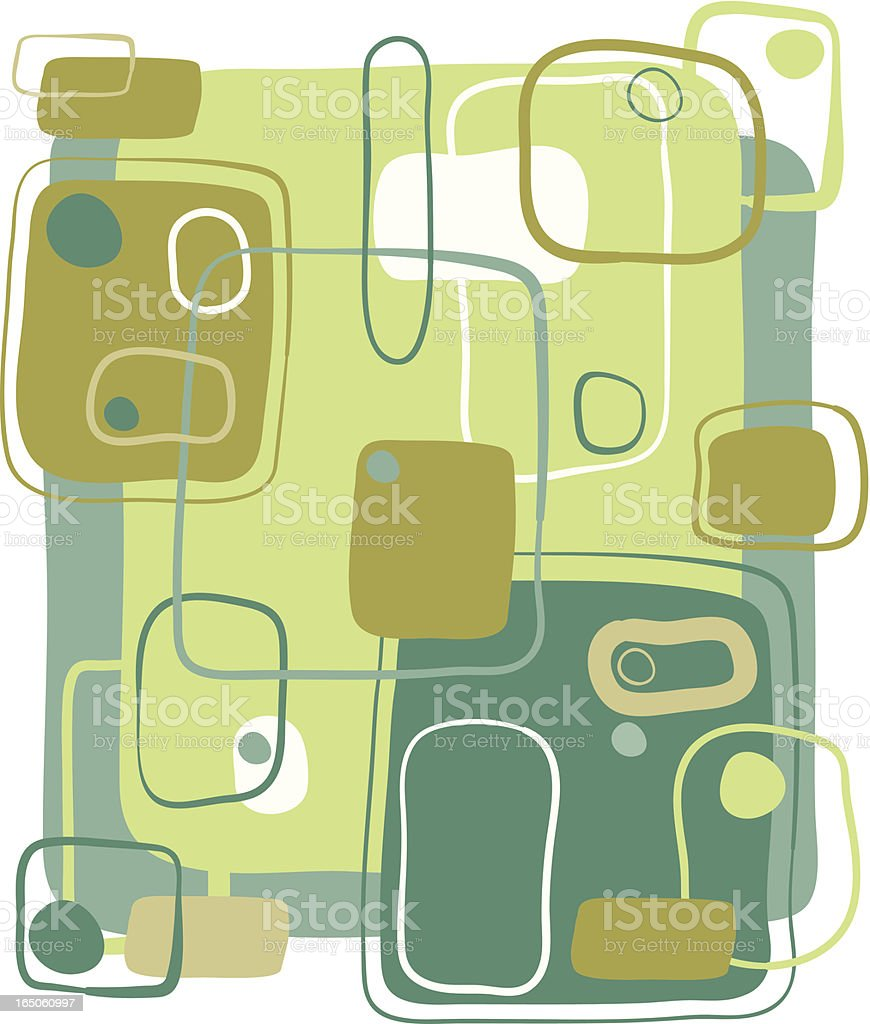 Retroishness royalty-free stock vector art