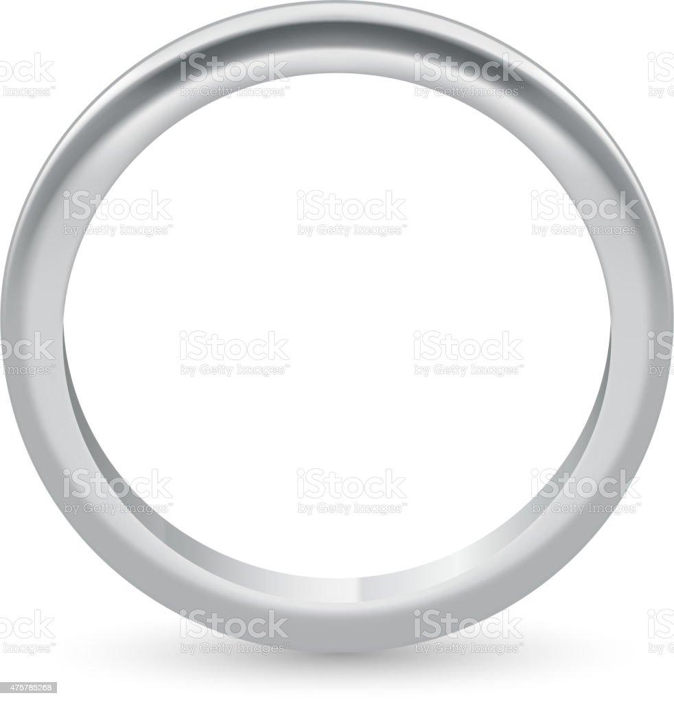 Ring vector art illustration