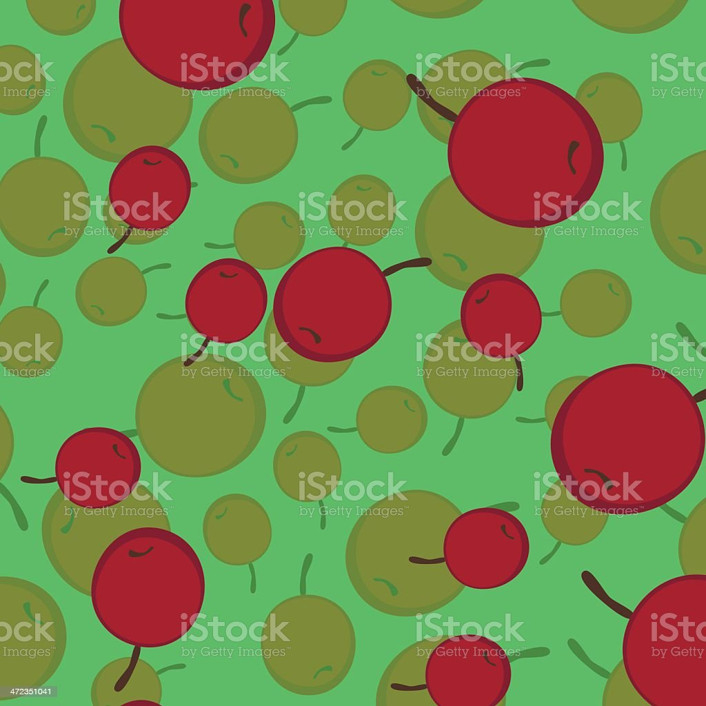 ripe juicy cherries royalty-free stock vector art