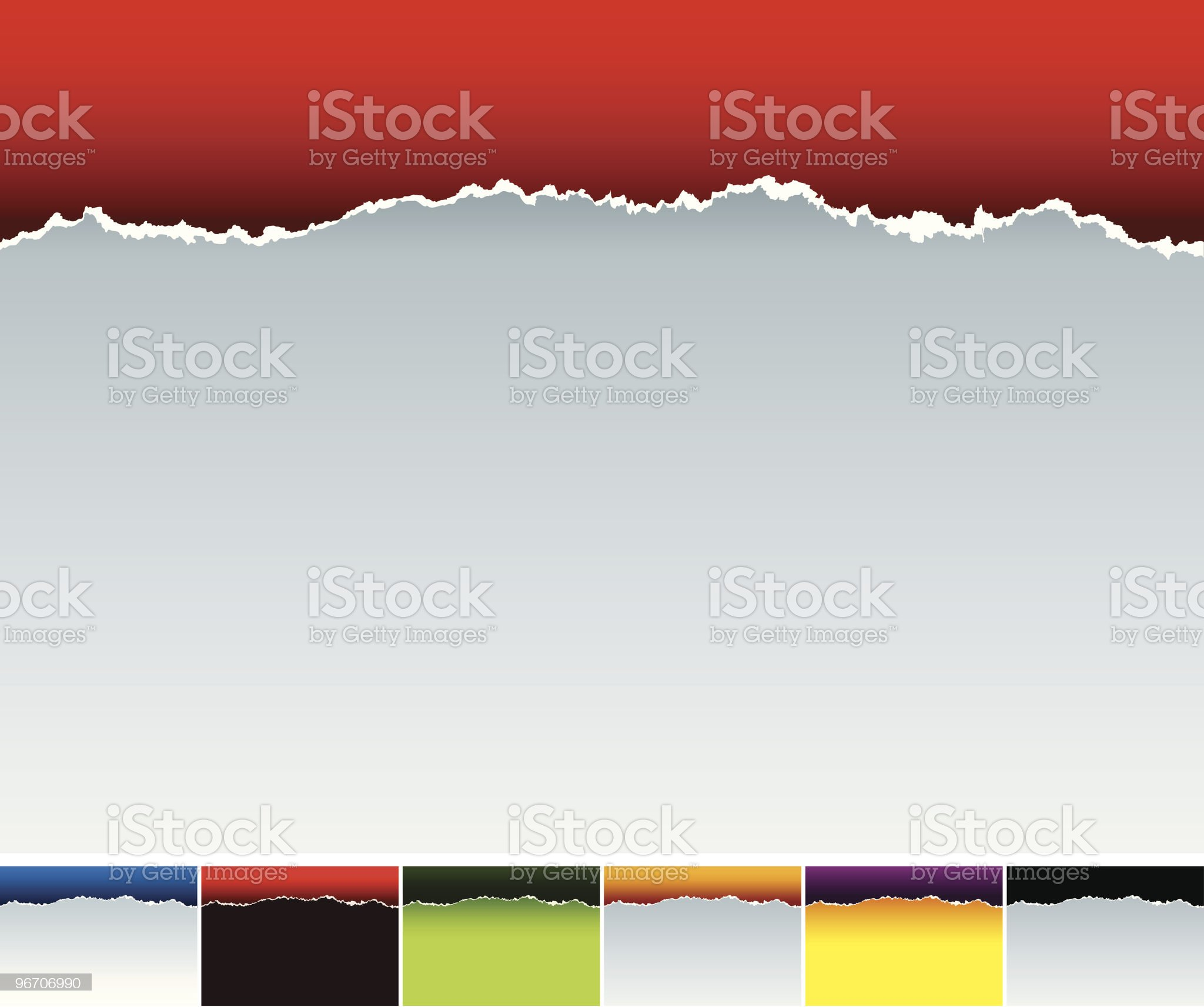rippedpaper background b royalty-free stock vector art