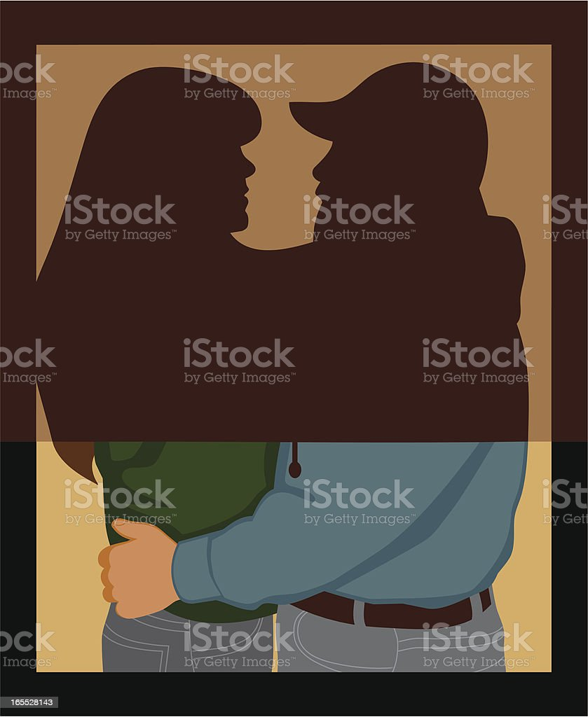 Romance royalty-free stock vector art