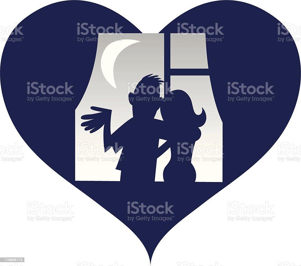 romance royalty-free stock vector art