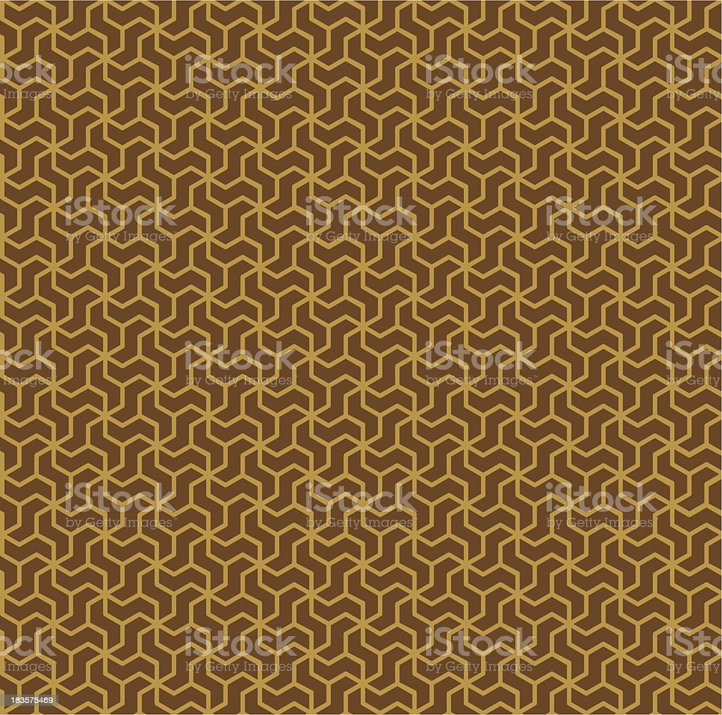 rombic seamless pattern royalty-free stock vector art