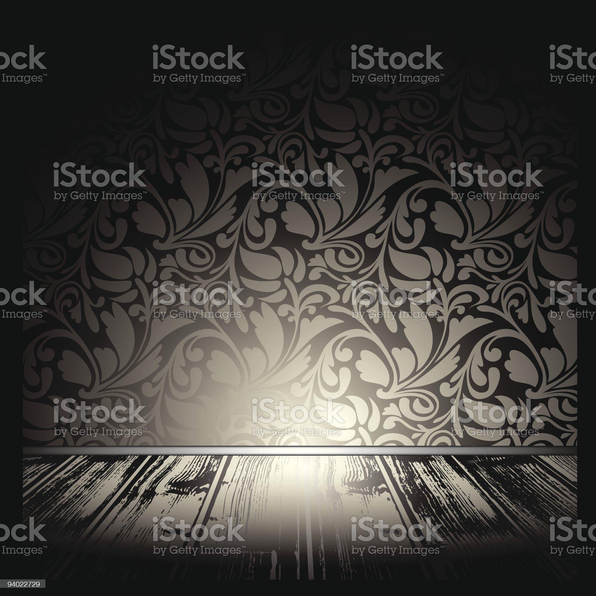 room royalty-free stock vector art