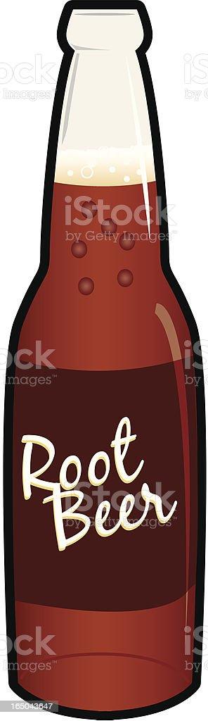 Root Beer royalty-free stock vector art