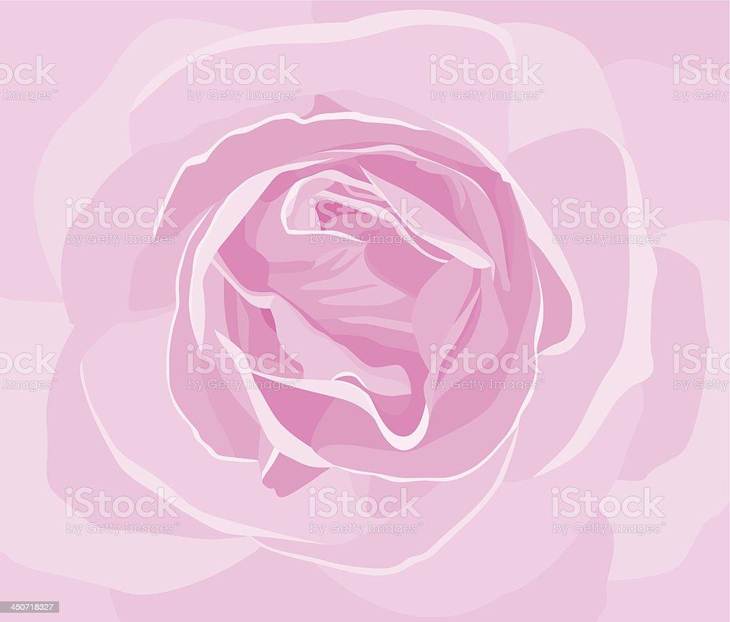 Rose Flower royalty-free stock vector art