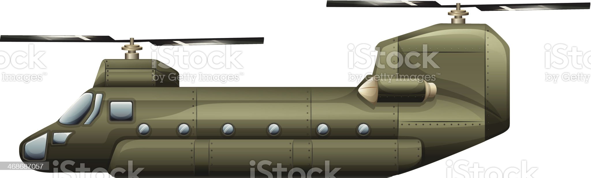 rotorcraft royalty-free stock vector art