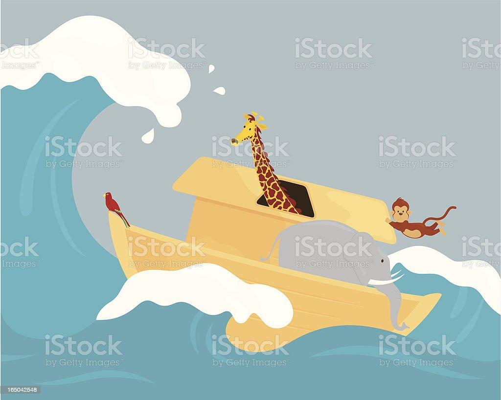 Rough Ride - incl. jpeg royalty-free stock vector art